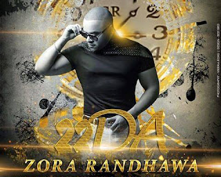 22 DA Lyrics Zora Randhawa