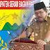 Yasin Payapo Hadiri Peletakan Batu Pembangunan Ponpes Darusalam Kamal