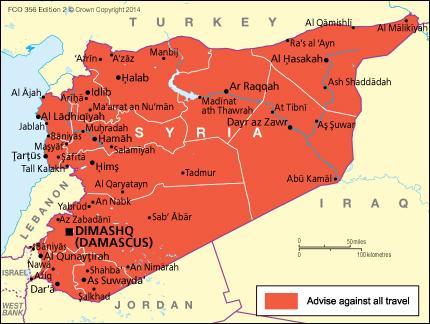 Αποτέλεσμα εικόνας για συρια χαρτης