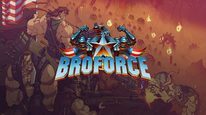 Broforce PC Game Download