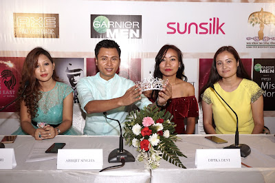 Grand finale of Garnier Men Mega Mister North East and Sunsilk Mega Miss North East on 29th and 30th June