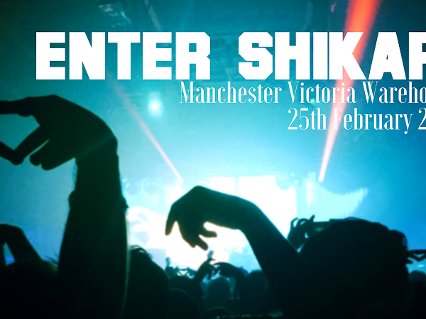 LIVE REVIEW: ENTER SHIKARI @ VICTORIA WAREHOUSE MANCHESTER, 25TH FEBRUARY 2016