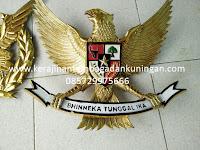 Patung Garuda Tembaga | Spesialis Garuda Kuningan Tembaga