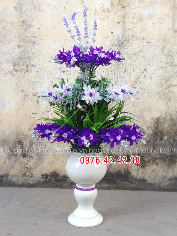 Hoa da pha le o My Dinh 1