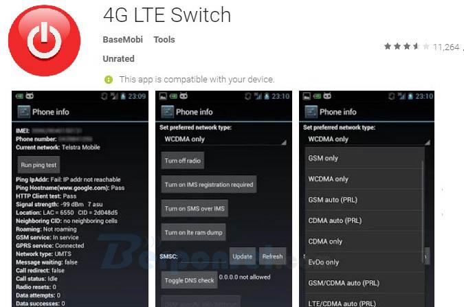 Cara Mudah Mengaktifkan Jaringan 4G only di Samsung Galaxy J5