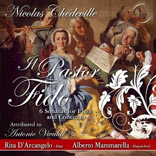 Nicolas Chédeville (1705-1782) - Il pastor fido, Op.13