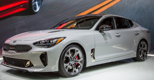 Car Concept Review and Release Date: 2018 Kia Stinger Concept Specs Price Review and Release Date
