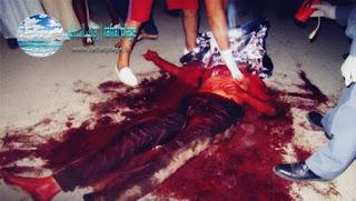 بنزرت:  جريمة قتل بشعة  بين شخصين  ليلة الامس من اجل فتاة