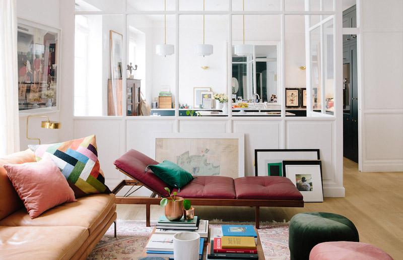 Um apartamento em Paris com cara de lar! | Casa&Cozinha
