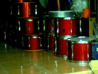 produk mandiri drumband