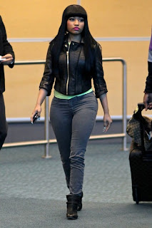 Celebrity Gossip Nicki Minaj In Jeans