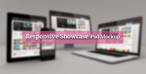 15 Free PSD Devices Responsive Showcase MockUp
