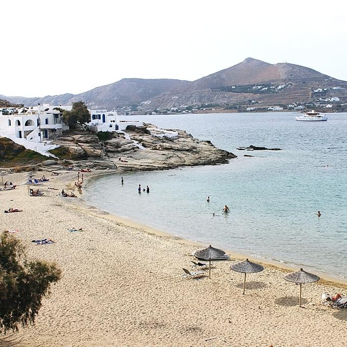 Jelena Zivanovic Instagram @lelazivanovic.Glam fab week.Naoussa beach Paros.