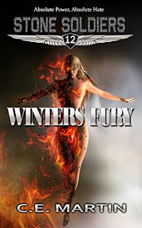 Winters Fury by C.E. Martin