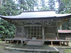 延暦寺山王院堂