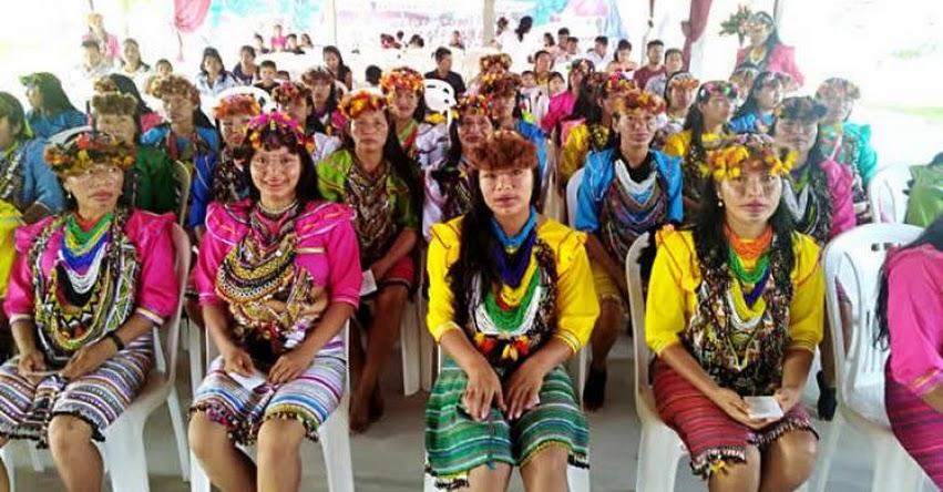 MINEDU: 61 maestras de la etnia shawi ya tienen título pedagógico - www.minedu.gob.pe