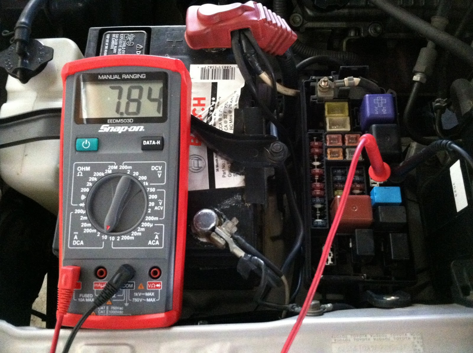 Car Audio Tips Tricks And How Tos 1995 2002 Toyota 4runner Fog Lamp Relay Wiring Diagram Light Installation Using Factory Prewire