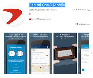 Ulasan lengkap Tentang Capital One® Mobile Di Android