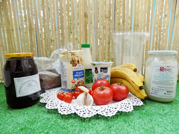 3884e40f76ae5a 10 produktów spożywczych, które mam zawsze w domu ~ Bellazofia ...