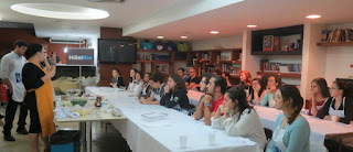 Gilda Zukin ensina receitas de Shavuot no Hillel Rio