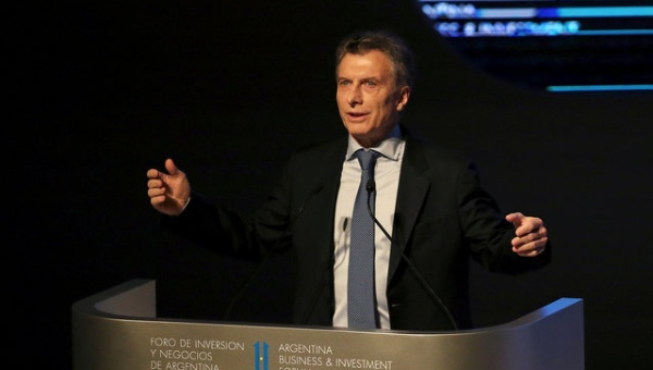 Detienen a un hombre por amenaza de bomba contra Macri