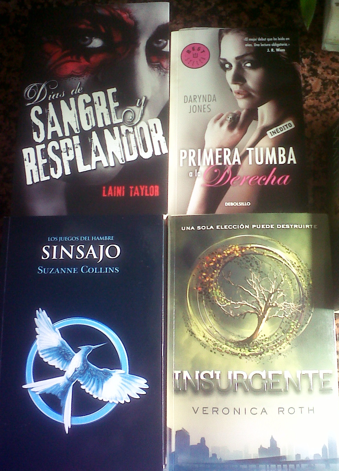 Los Libros Son Mi Escape Even Angels Will Read Blog Literario Imm 1 Cumpleaños