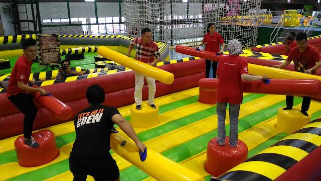 EnerZ Extreme Park, Gladiator,