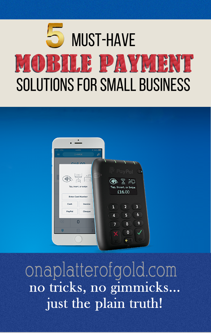 Powerful Mobile Payment Processing Apps For Small Business To Bill And Get Paid On The Spot
