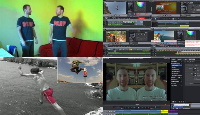 Video Editing Print Screen