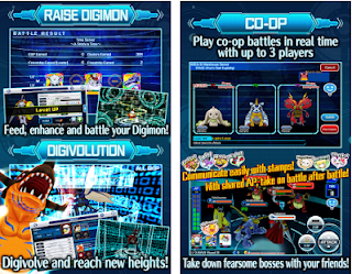 DigimonLinks Apk Mod v2.5.1 God Mode for android