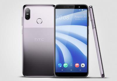 إتش تي سي تكشف عن الهاتف الجديد HTC U12 Life