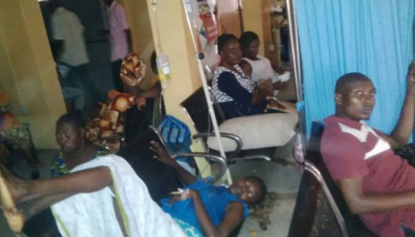 cultist attack orile general hospital