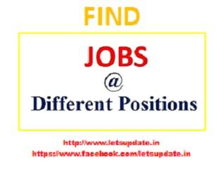 Opening of Assistant professor jobs in Delhi University. letsupdate