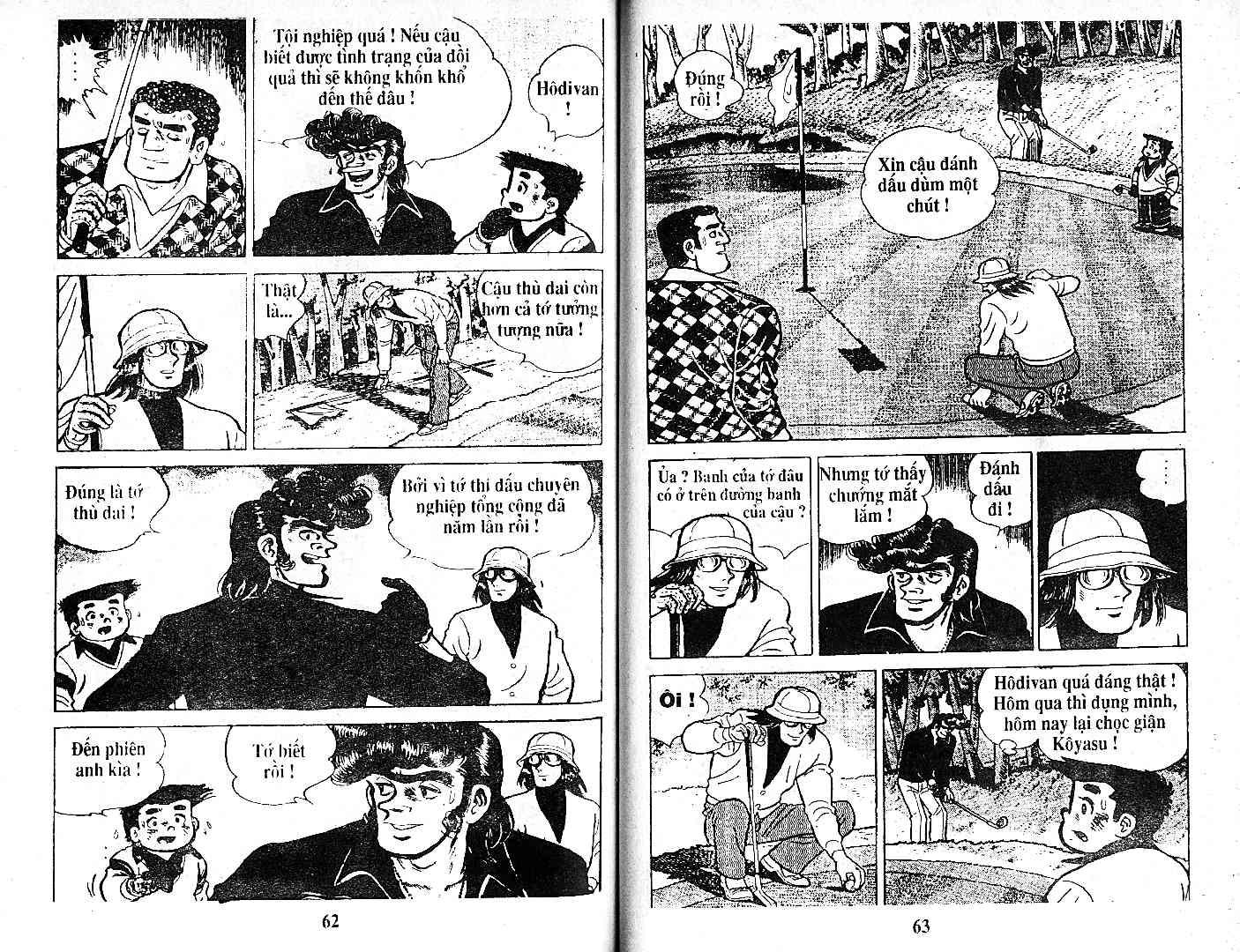 Ashita Tenki ni Naare chapter 26 trang 30