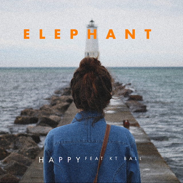 Elephant - Happy