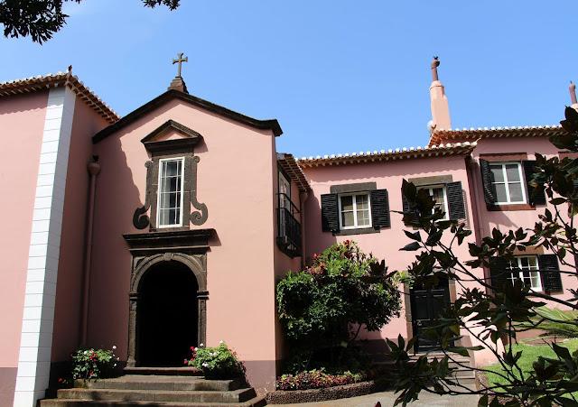 chapel in Quinta Vigia