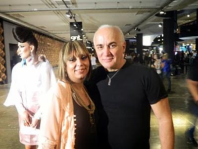 Celina Alves e Fernando Pires