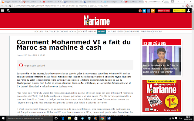 http://www.marianne.net/Comment-Mohammed-VI-a-fait-du-Maroc-sa-machine-a-cash_a216162.html