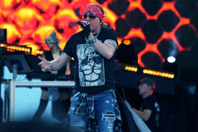 Guns n' Roses (2018) Download Festival Madrid