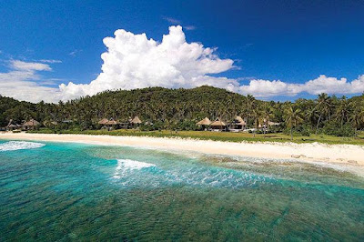 Vacaciones paradisíacas en una Isla privada