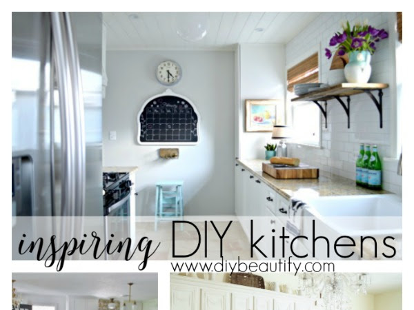 Inspiring DIY Kitchens