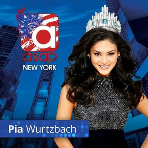 Pia Wurtzbach Joins