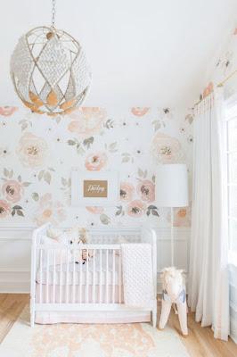 cómo decorar la habitación del bebé