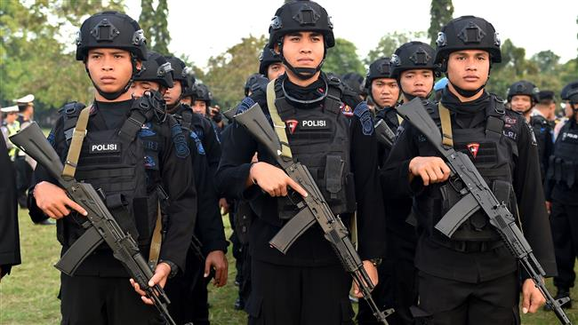 Suspected Daesh terrorists kill Indonesian police