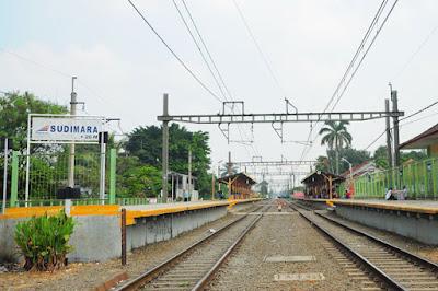 Alamat Stasiun Sudimara