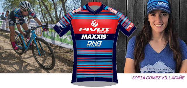 ... bikes for the powerful Stan s-Pivot Pro Team p b Maxxis squad while  McFadden is training hard again after a second offseason hip surgery. 24c4d4be0