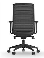 Zetto Chair - Full Back