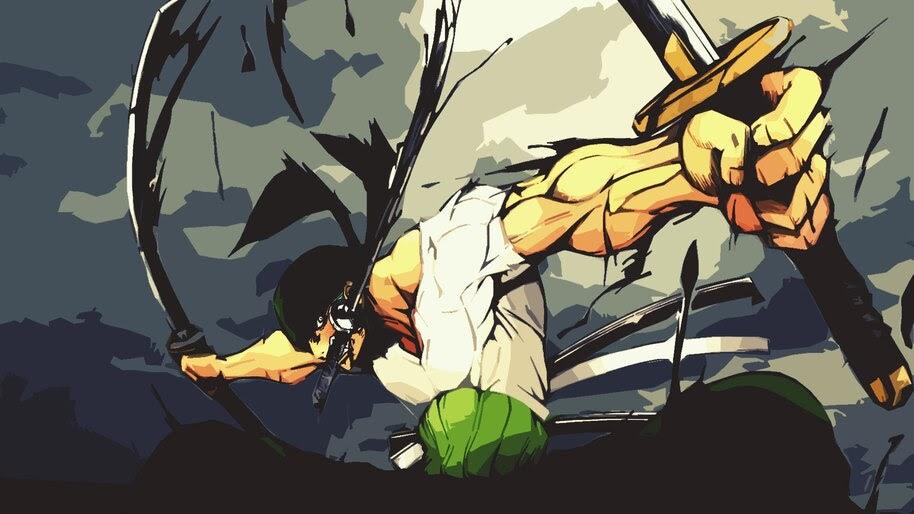 Zoro, One Piece, 4K, #6.188