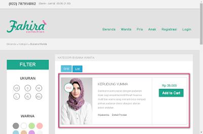 aplikasi toko online dengan yii