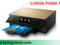 Spesifikasi, Harga dan Free Download Driver Canon PIXMA TS9170